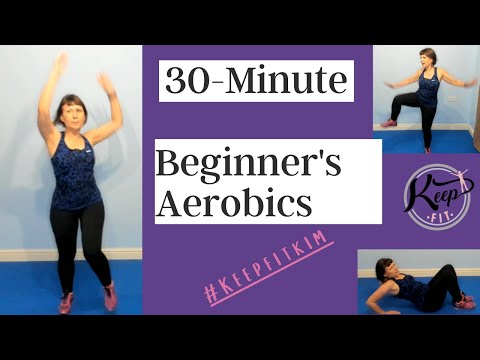 30 Minute Aerobics Workouts