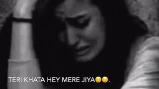 Teri Khata Hai Mere Jiya WhatsApp story VR