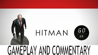 Hitman GO: VR Edition - Gameplay and Commentary - Oculus Go Getters