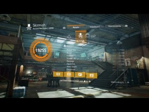 Tom Clancy's The Division™ Skirmish game play Lone Star Big Alejandro's |