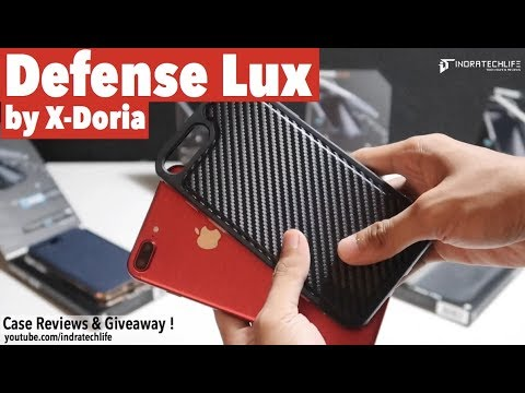 X-Doria : Defense Lux for iPhone 7 & 7 Plus ( Case Review & GIVEAWAY ) – Indonesia