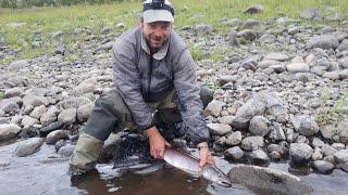 На рыбалку в горы часть 2