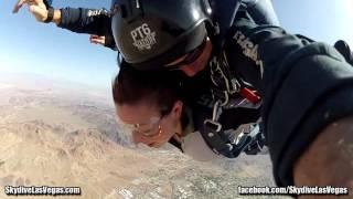 SLV Daily Video Apr 9, 2012 - Skydive Las Vegas