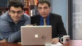 NewsՀաբ webisode 025 - Նարեկ Մալյան` քաղաքական տեխնոլոգ