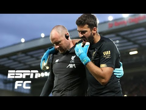 Liverpool vs. Norwich City post-match analysis: How concerning is Alisson's injury?   Premier League