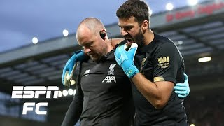Liverpool vs. Norwich City post-match analysis: How concerning is Alisson's injury? | Premier League