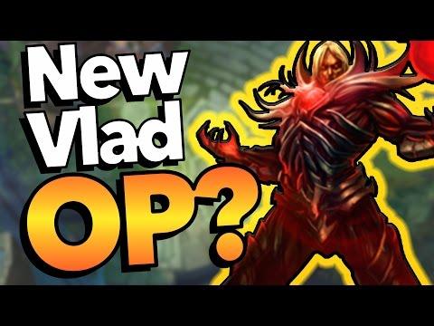 HOW GOOD IS REWORK VLADIMIR? (League of Legends)