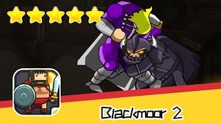 Blackmoor 2 NAMELESS Level 9 Walkthrough Co Op Multiplayer Hack & Slash Recommend index five stars