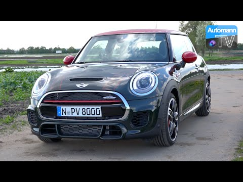 First Test Drive Sound Check 2015 Mini Jcw 231hp Youtube