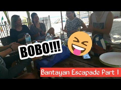 Bobo Games with the Gang ft. Bantayan Escapade||Kuro Adventures