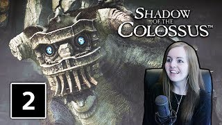 QUADRATUS | Shadow Of The Colossus PS4 Remake Gameplay Walkthrough - 2nd Colossus
