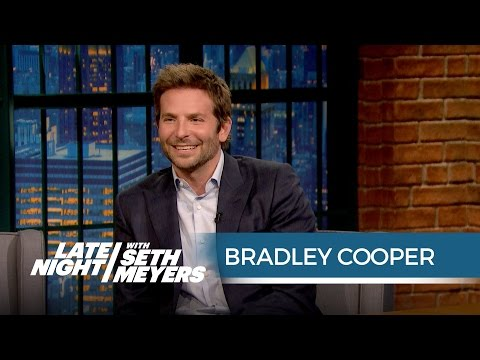 Bradley Cooper on Wet Hot American Summer and Shooting a Sex  with Michael Ian Black