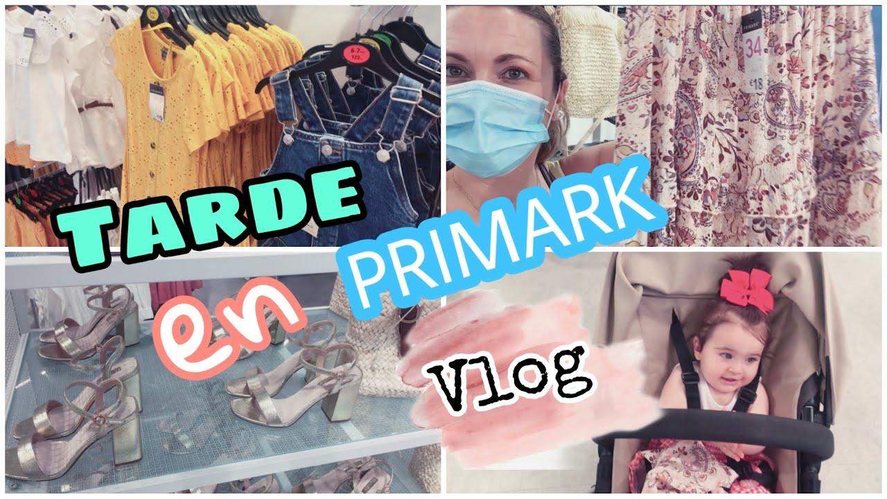 🛍️TARDE EN PRIMARK//Vlog Familia Arcoíris