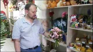 Букет из кустовой розы и альстромерии - sendflowers.by, teleflora.by