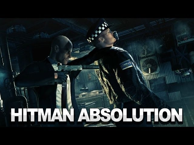 Hitman Absolution Introducing Agent 47 Trailer Youtube