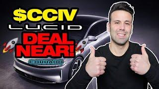<b>CCIV</b> & LUCID Deal NEWS Announcement!! My <b>Stock</b> Price ...
