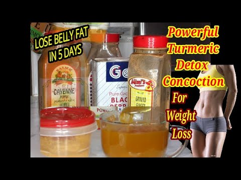 lose-belly-fat-in-5-days-|-powerful-turmeric-detox-concoction-|-for-weight-loss