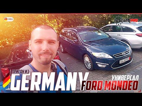 Авто из Германии Ford Mondeo 2013