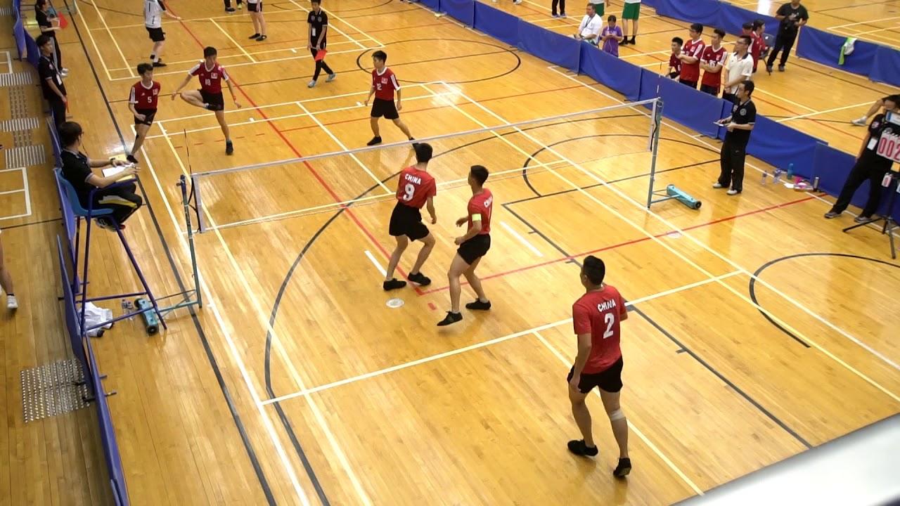 20170726 upower 【世界足毽錦標賽】男子團體4強 香港vs中國 - YouTube