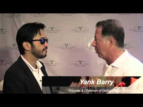 Yank Barry & Alvin Anson supports to help feed the hungry