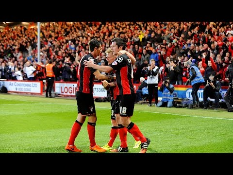 Reverse angle | AFC Bournemouth take league goals total to 95