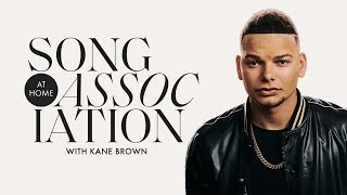 "Kane Brown Sings Justin Bieber, Saweetie, and ""Be Like That"" in a Game of Song Association 