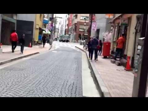 JAPANTRIP「Azabu-Juban」Minato-ku, Tokyo【東京都港区麻布十番】 2015.3.23
