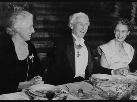 Bertrand Russell - Nobel Prize Acceptance Speech (1950)