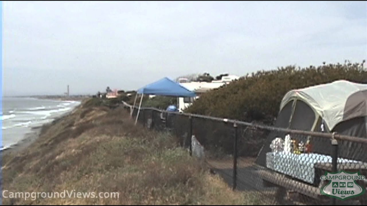 Campgroundviews South Carlsbad State Beach California Ca