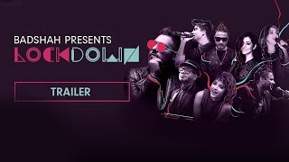 Lockdown | Trailer | Badshah | Kailash Kher | Raftaar | Shirley Setia | Bollywood News | Gabruu