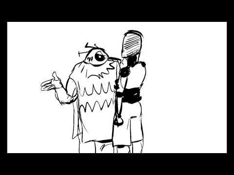 unfinished animatics comp