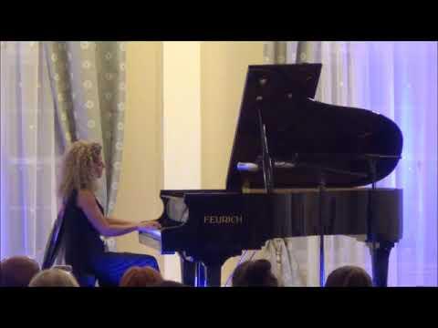 D Major TV presentsElisa Tomellini Rachmaninov Encore  Serbia 2017