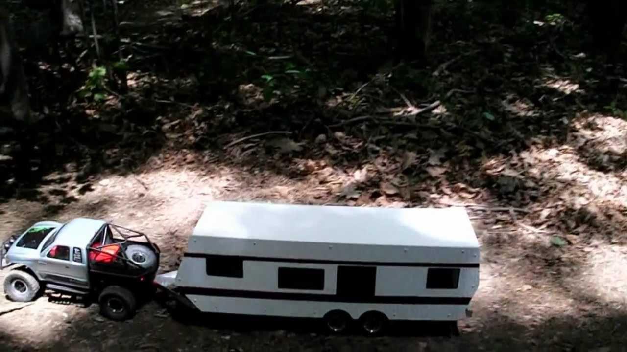 RC Camper Build Trail Runwmv