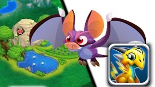 How to breed Bat Dragon 100% Real! Dragon City Mobile! wbangcaHD!