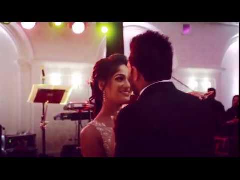 WEDDING DANCE CHOREOGRAPHED    BY NISHAL MALINDA