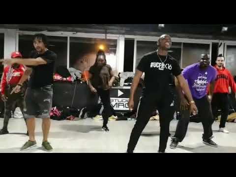 MHD - AFRO TRAP Part.10 ( Moula Gang )- Dance video - Choreo by Facine l' éclipse