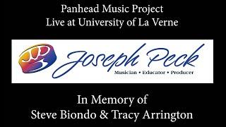 Joseph Peck - Panhead Music Project - Live at University of La Verne