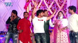 Tu lagawe Lu Jab Lipistic Hilela Ara district Pawan Singh stage show