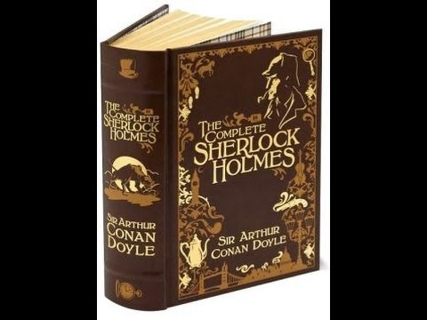 the complete sherlock holmes a bampn leatherbound classics
