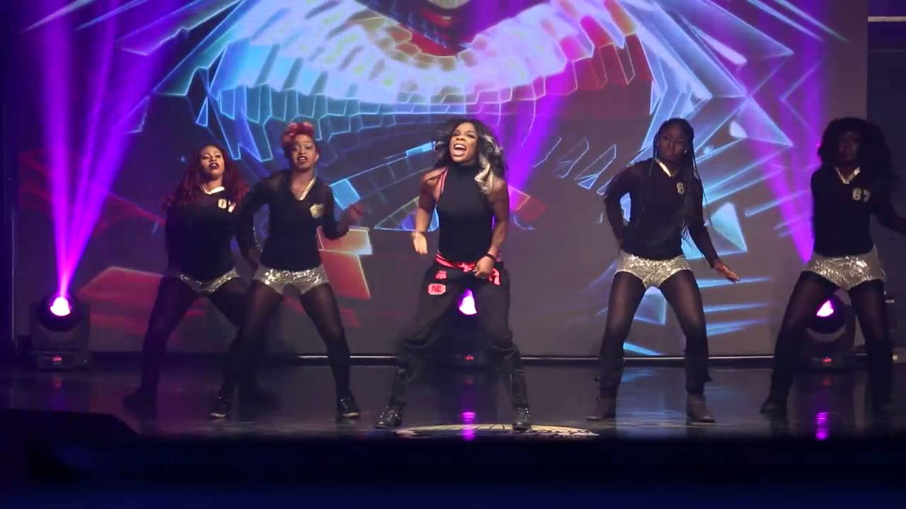 Kaffy And Crew Dance Performance    MTN Project Fame Season 7.0