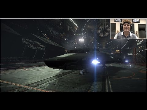 Elite: Dangerous - Buying and kitting out the Python ready for combat