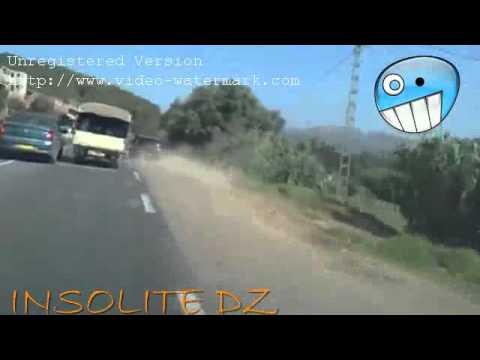 Algerie : conduite en algerie est tres dangereuse (Insolite DZ 2011) poster