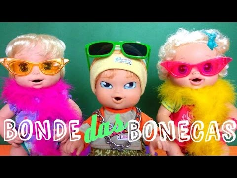 BONDE DAS BONECAS! HORA DO SHOW! thumbnail