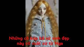 Búp bê đắt nhất thế giới enchanted Doll - Búp bê sứ Enchantad Doll