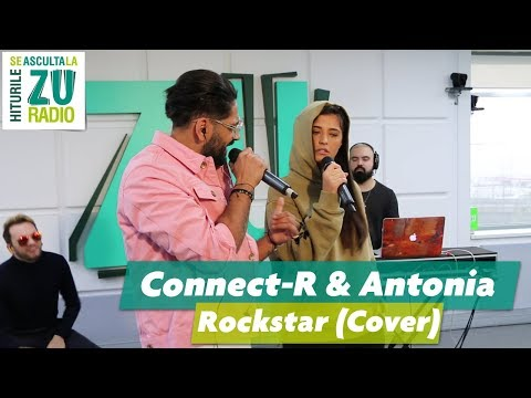 Antonia și Connect-R - Rockstar (Cover Live la Radio ZU)