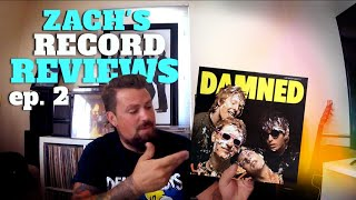 Classic Underrated Punk Album Review - Record Review, The Damned