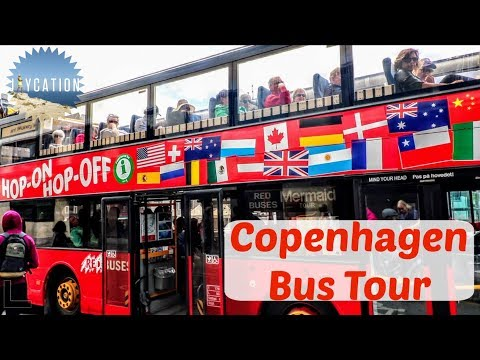 COPENHAGEN HOP ON HOP OFF BUS TOUR | Denmark Travel Guide
