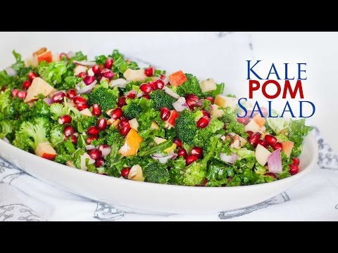 easy-kale-salad-with-pomegranate