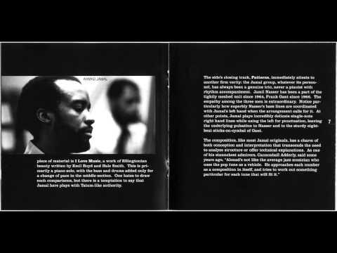 Ahmad Jamal Trio-I Love Music (1970) HD