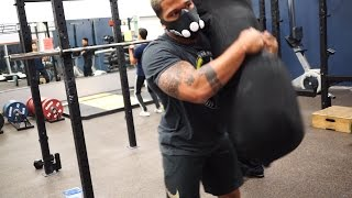 TRAINING FOR WWE TRYOUTS  Conditioning